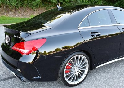 AMG-CLA45-after-buffing-Fastidious